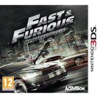 Fast & Furious Showdown 3DS