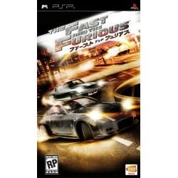 Fast & the Furious: Tokyo Drift PSP