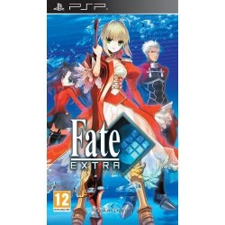 Fate Extra Collectors Edition with Artbook/Soundtrack PSP