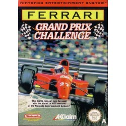 Ferrari GP Challenge NES