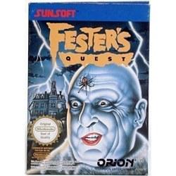 Festers Quest NES