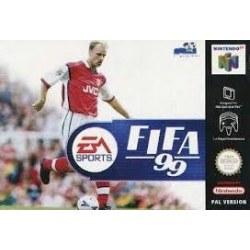 FIFA '99 N64