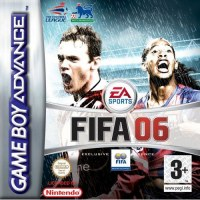 FIFA 06 Gameboy Advance