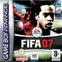 FIFA 07 Gameboy Advance