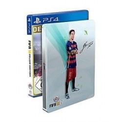 FIFA 16 Deluxe Steelbook...