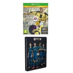 FIFA 17 Deluxe Steelbook...