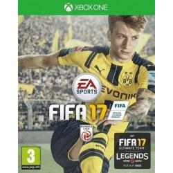 FIFA 17 Steelbook Edition