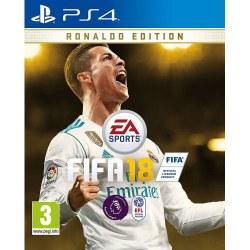 FIFA 18 Ronaldo Pre-Order...