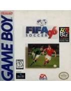 FIFA Soccer '96 Gameboy