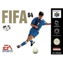 FIFA Soccer 64 N64