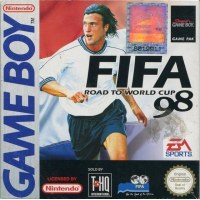 FIFA The Road to World Cup 98 Gameboy