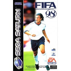 FIFARoad to the World Cup 98 Saturn