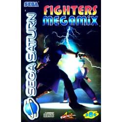 Fighters Megamix Saturn