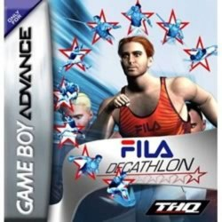 FILA Decathalon Gameboy Advance