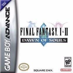 Final Fantasy I & II Dawn of Souls Gameboy Advance
