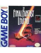 Final Fantasy Legend Gameboy