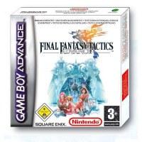Final Fantasy Tactics Gameboy Advance