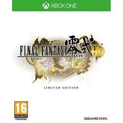 Final Fantasy Type-0 HD...