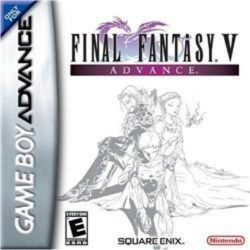 Final Fantasy V Gameboy Advance
