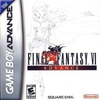 Final Fantasy VI Gameboy Advance
