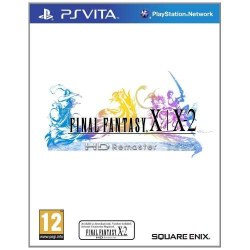 Final Fantasy X/X?2 HD...