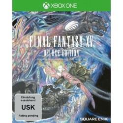 Final Fantasy XV Deluxe...