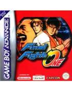 Final Fight One Gameboy Advance
