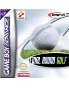 Final Round Golf Gameboy Advance