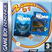 Finding Nemo & The Continuing Adventures Pack Gameboy Advance