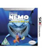 Finding Nemo Escape to the Big Blue 3DS