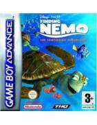 Finding Nemo The Continuing Adventures Gameboy Advance