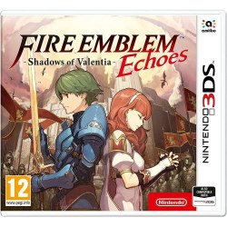 Fire Emblem Echoes: Shadows...