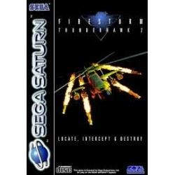 Firestorm:Thunderhawk 2 Saturn