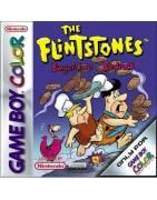 Flintstones Burger Time in Bedrock Gameboy