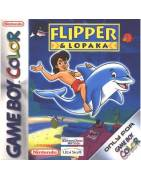 Flipper and Lokapa Gameboy