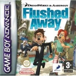Flushed Away Gameboy Advance