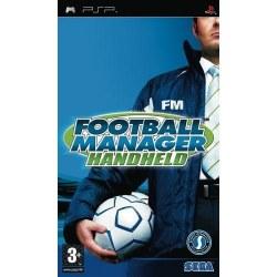Football Manager Handheld PSP