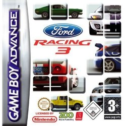 Ford Racing 3 Gameboy Advance