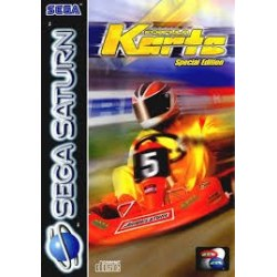 Formula Karts Saturn