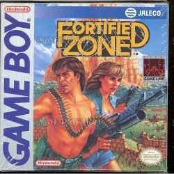 Fortified Zone Gameboy