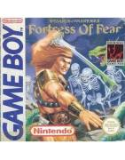 Fortress of Fear Gameboy