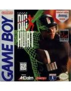 Frank Thomas Big Hurt Baseball Gameboy