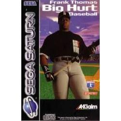 Frank Thomas:Big Hurt Baseball Saturn