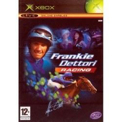 Frankie Dettori Racing Xbox Original