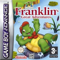 Franklin Great Adventures Gameboy Advance