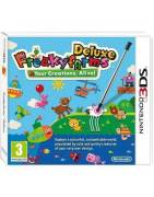Freakyforms Deluxe: Your Creations, Alive 3DS