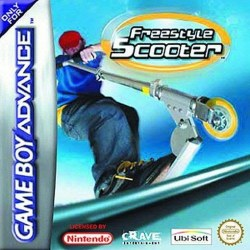 Freestyle Scooter Gameboy Advance