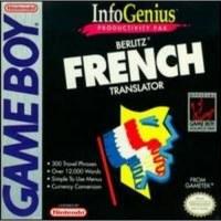 French Translator Gameboy