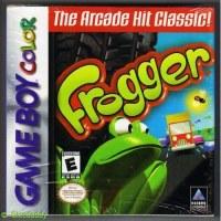 Frogger Gameboy