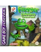 Frogger Advance the Great Quest Gameboy Advance